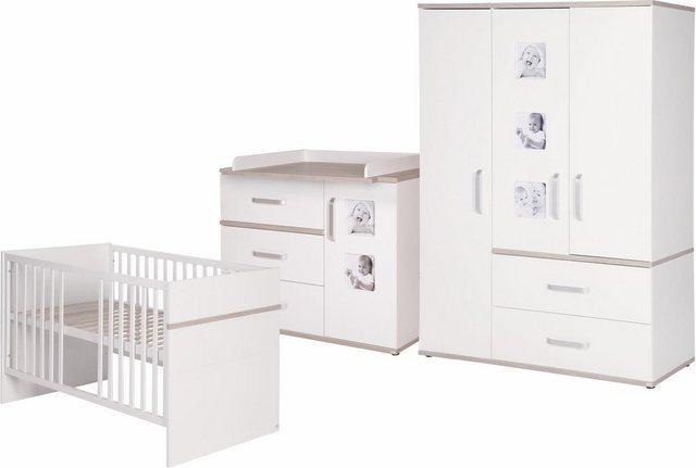 Babyzimmer - Roba® Babyzimmer Komplettset »Moritz«, breit  - Onlineshop OTTO