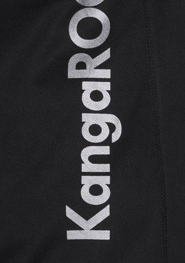 KangaROOS Funktionsshirt Funktionsshirt, mit Kapuze