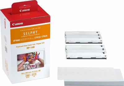 Canon »RP-108 und Papier-Set (108 Stck)« Nachfülltinte (für Canon SELPHY CP1000, CP1200, CP1200 Battery Pack Bundle, CP1200 Card Print Kit, CP910, CP910 Printing Kit, Set, x)