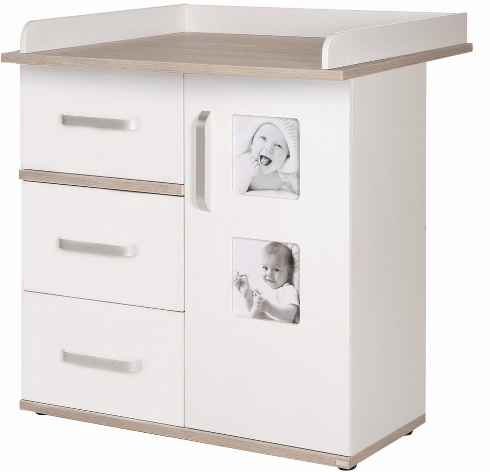 roba wickelkommode moritz schmal online kaufen otto. Black Bedroom Furniture Sets. Home Design Ideas