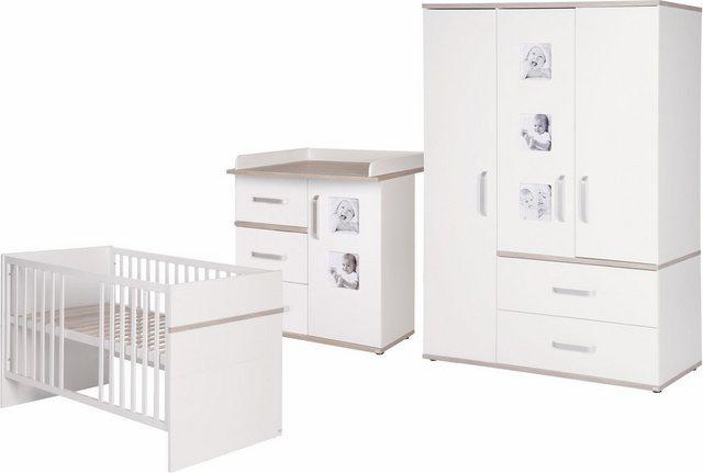 Babyzimmer - Roba® Babyzimmer Komplettset »Moritz«, schmal  - Onlineshop OTTO