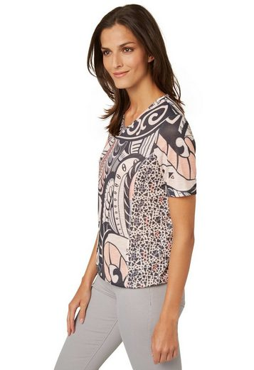 Bonita Shirt With V-neck