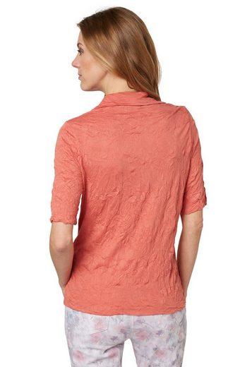 Bonita Crinkle-polo-shirt
