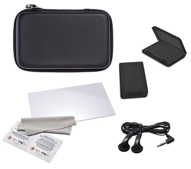 BIGBEN Full Pack Starter Pack I schwarz »Nintendo Switch«