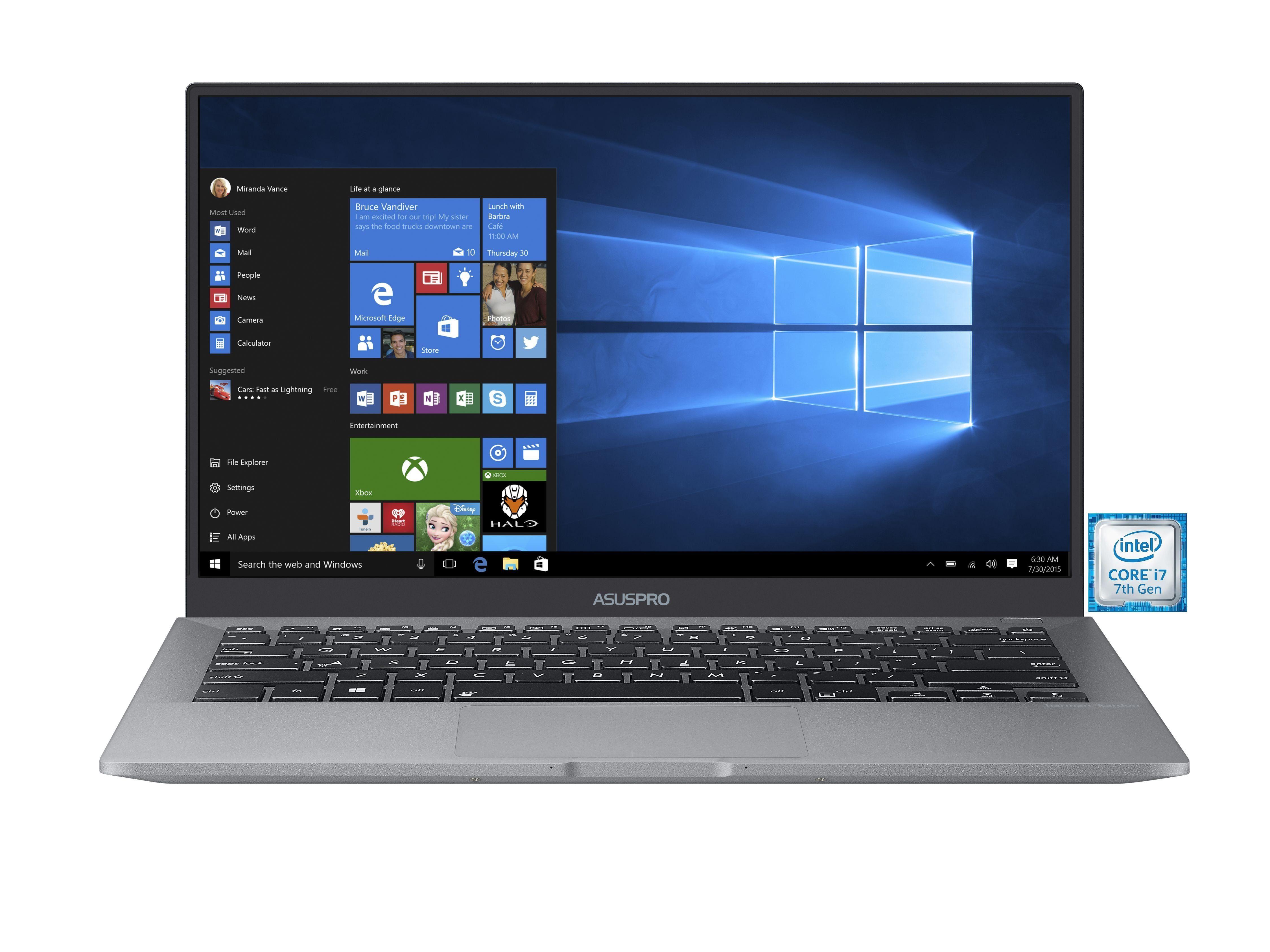 "ASUS B9440UA-GV9103T Notebook »Intel Core i7, 35,5cm (14""), 512 GB SSD, 16 GB«"