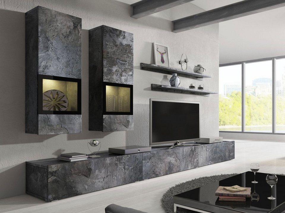 Wohnwand »Baros« (6-tlg.) online kaufen | OTTO