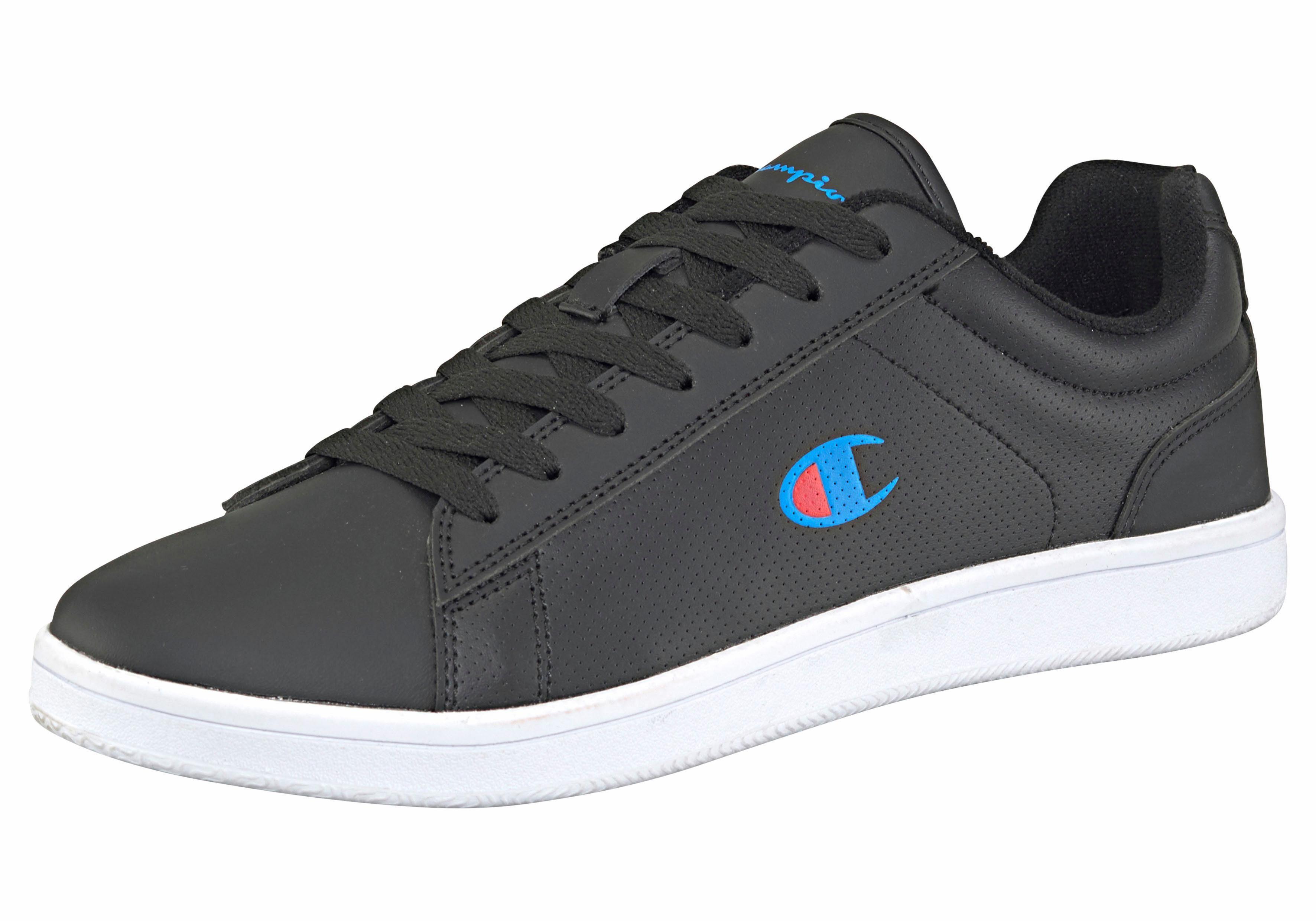 Champion Delray Low Sneaker online kaufen  schwarz