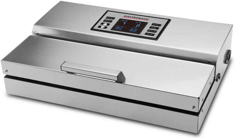 Gastroback Vakuumierer »46016 Design Advanced Professional«, Rollenbreite 31 cm, 290W, inkl. 10 Profi-Folienbeutel