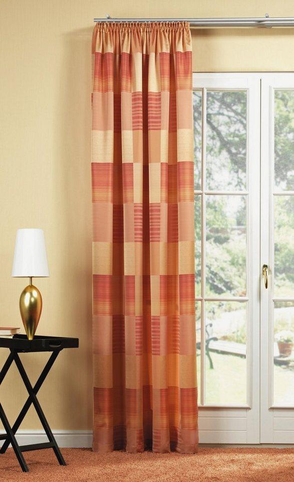 vorhang comino deko trends smokband 1 st ck otto. Black Bedroom Furniture Sets. Home Design Ideas