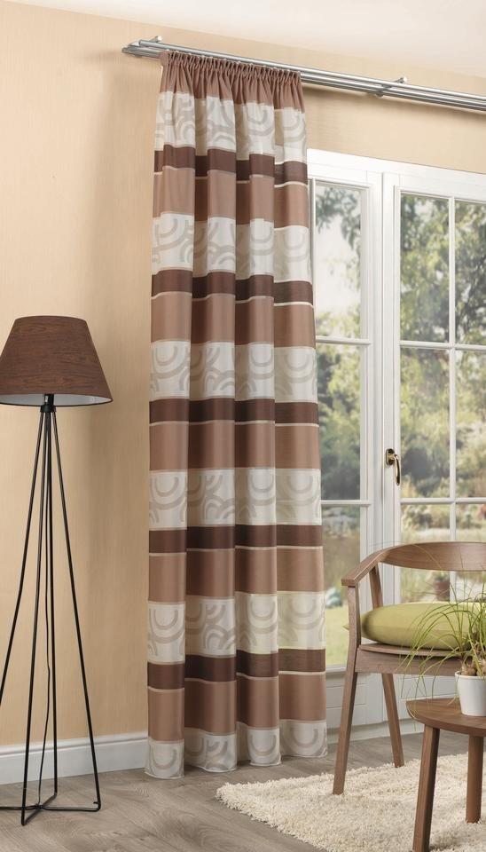 vorhang deko trends colorado mit smokband 1 st ck online kaufen otto. Black Bedroom Furniture Sets. Home Design Ideas