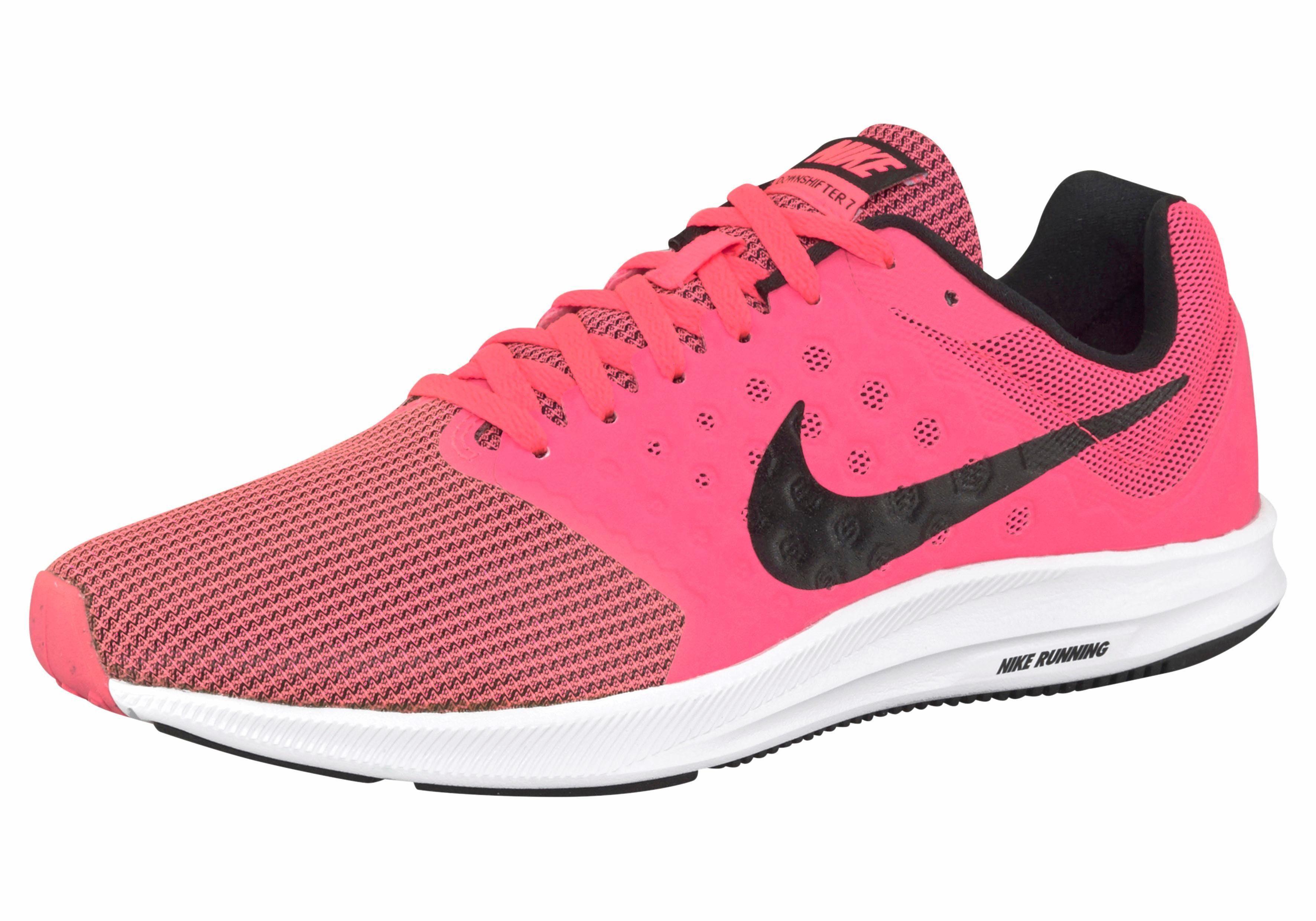 Nike Downshifter 7 Running Herren Sneaker Schwarz