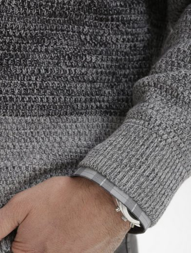Babista Pullover aus Effektgarn
