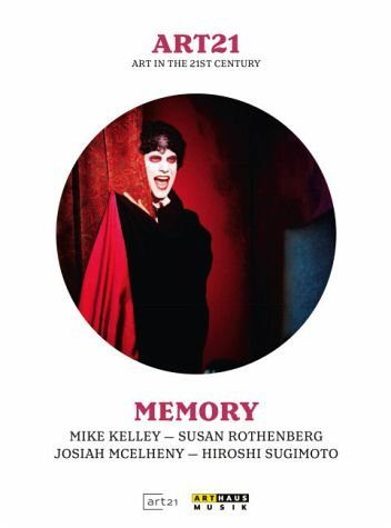 DVD »art 21: Memory, 1 DVD«