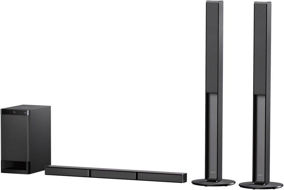 sony sony ht rt4 5 1 soundbar soundbar hi res bluetooth nfc online kaufen otto. Black Bedroom Furniture Sets. Home Design Ideas