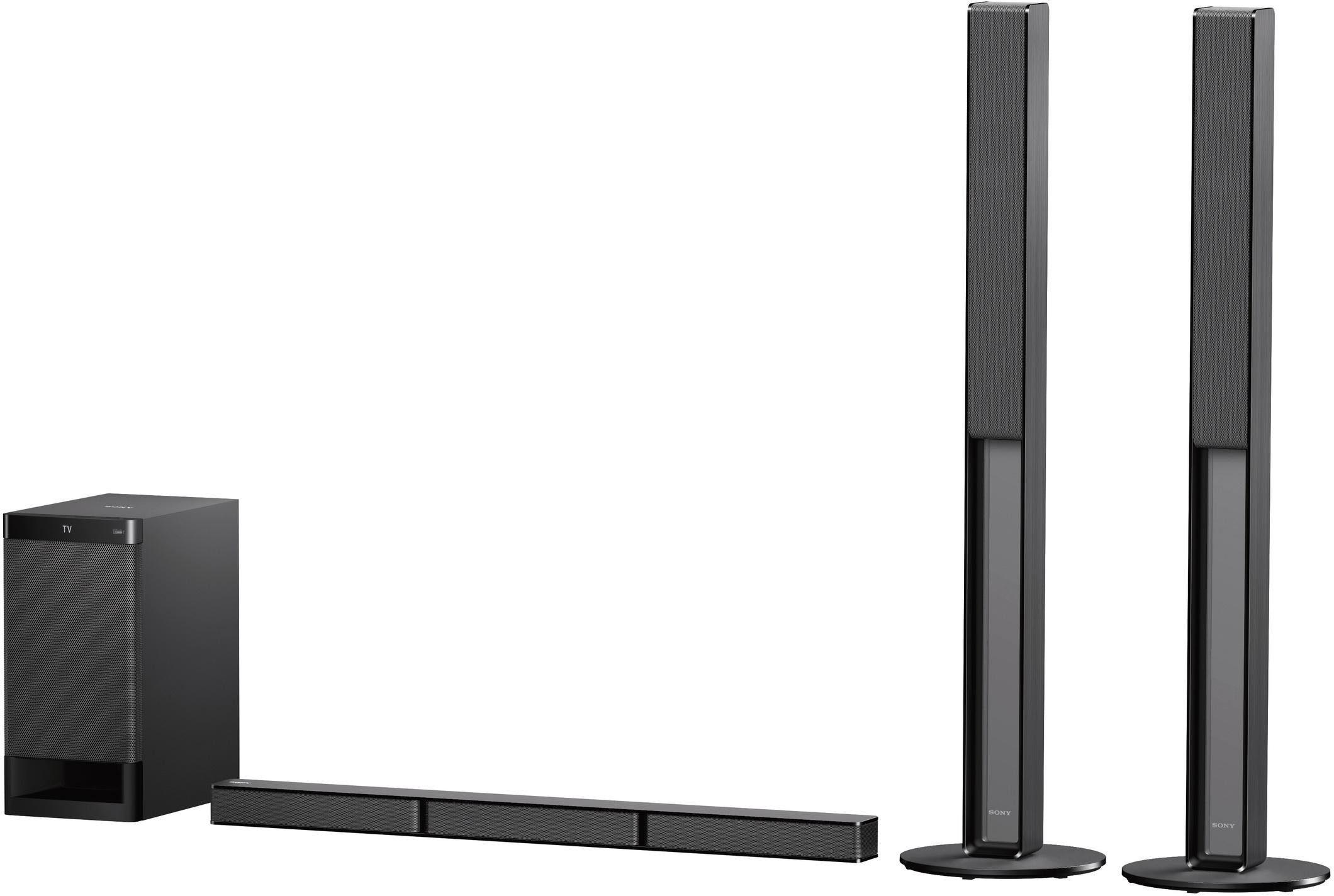 Sony Sony HT-RT4 5.1 Soundbar Soundbar (Hi-Res, Bluetooth, NFC)