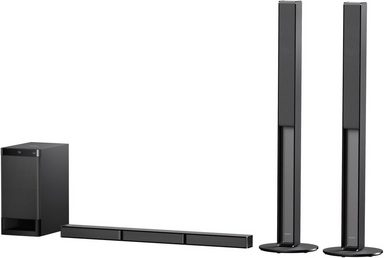 sony sony ht rt4 5 1 soundbar soundbar hi res bluetooth. Black Bedroom Furniture Sets. Home Design Ideas