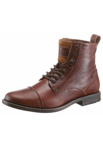 LEVI'S ® suvarstomi ilgaauliai batai