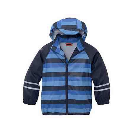 Zur Regenbekleidung für Mädchen und Jungen