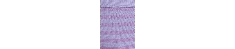 GO IN Basic- Tangas (10 Stück), in verschiedenen Farben mit Streifen