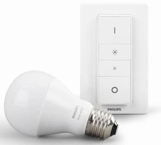 Philips Hue, Wireless Dimming Kit - smartes LED-Lichtsystem mit App ...