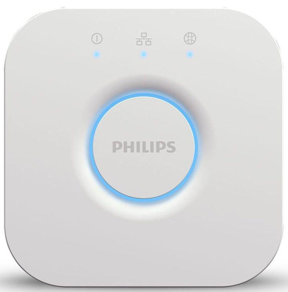 Philips Hue »Bridge« LED-Lichtsystem, 1 Stück, zentrales, intelligentes Steuerelement des Hue Systems