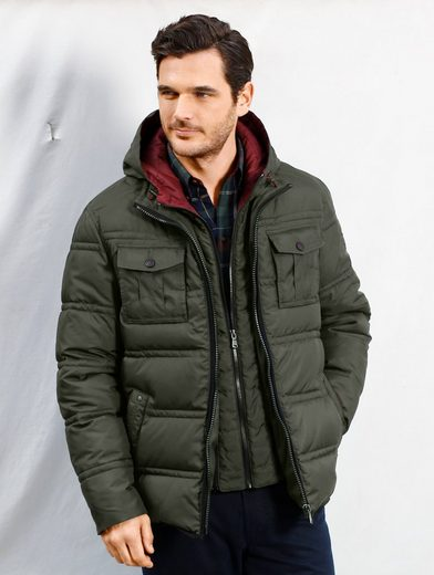 Babista Jacket With Special Insulation