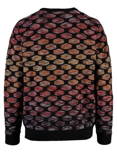Babista Sweater With High Quality Jacquard Relief