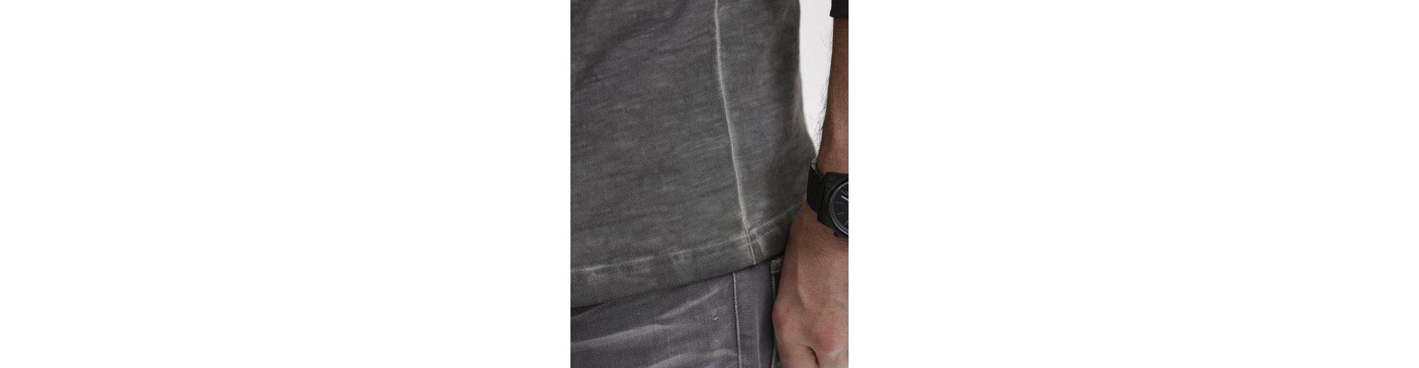 Freies Verschiffen Bester Verkauf Babista Langarmshirt mit Henleykragen Modisch Günstiger Preis me6desY9x