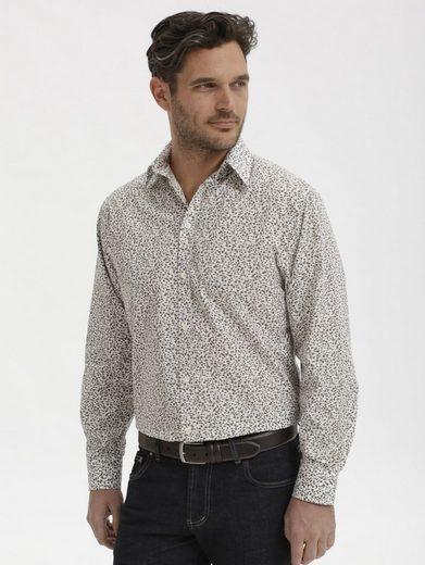 Babista Hemd mit floralem Druckmuster