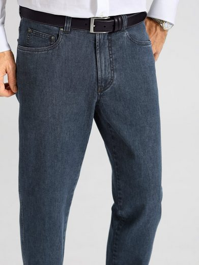 Babista Jeans With Leather Finish-equipment