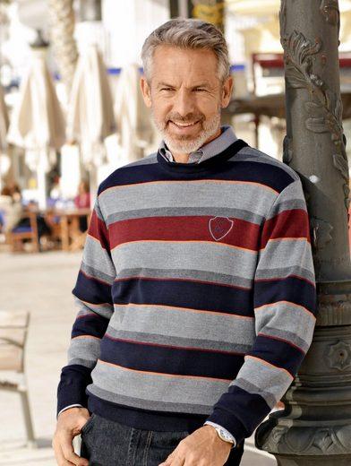 Babista Pullover mit Merino-Wolle