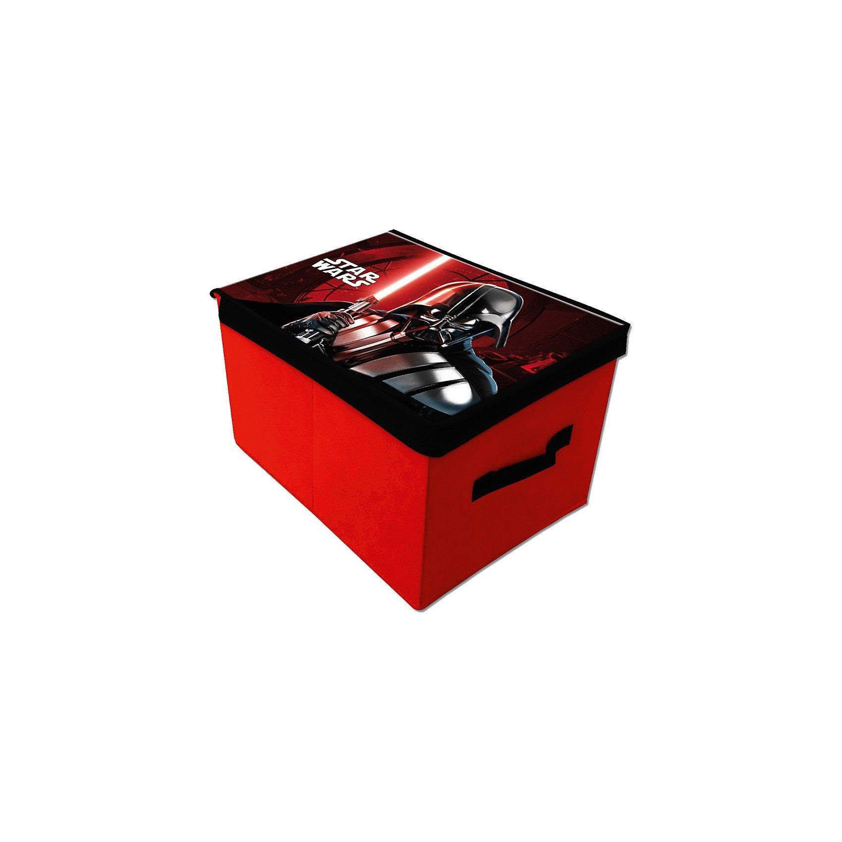Aufbewahrungsbox Star Wars, 40 x 30 cm | Dekoration > Aufbewahrung und Ordnung > Kästchen | Polyester - Mdf