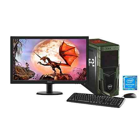 Multimedia: Computer: PC Komplettsystem