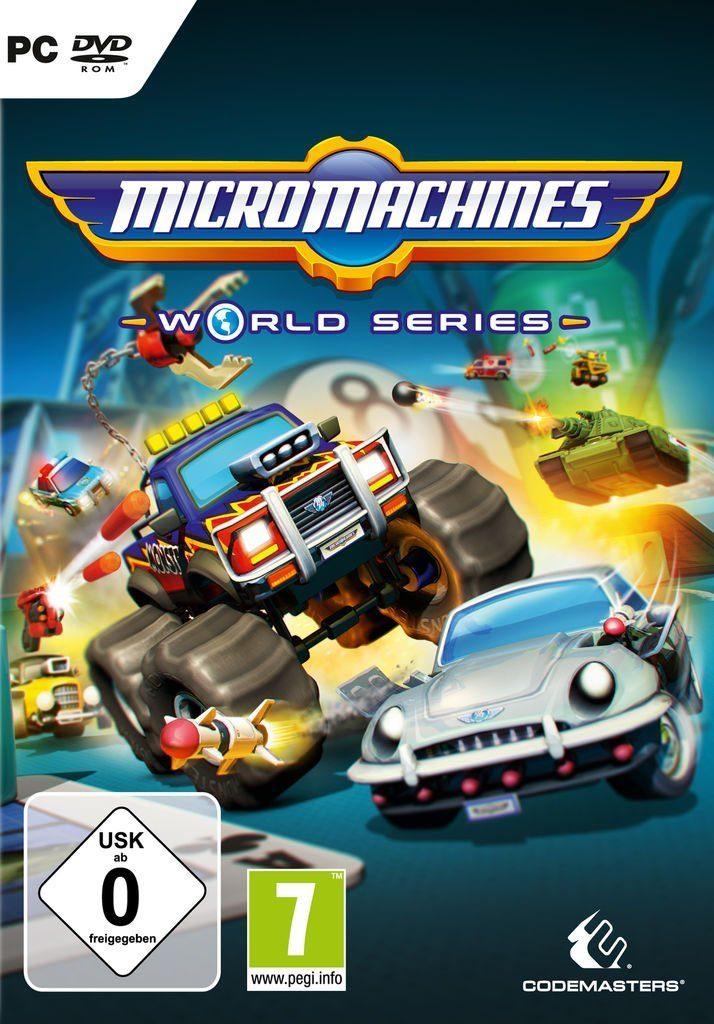 Koch Media PC - Spiel »Micro Machines World Series«