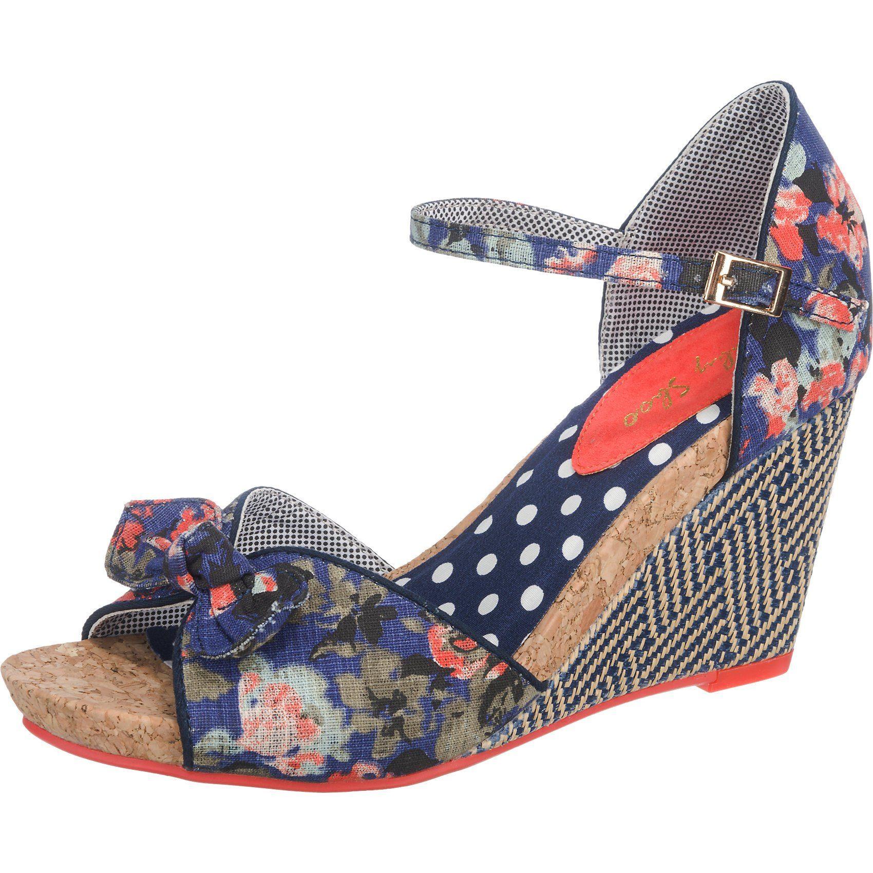 Ruby Shoo Molly Sandaletten online kaufen  geblumt