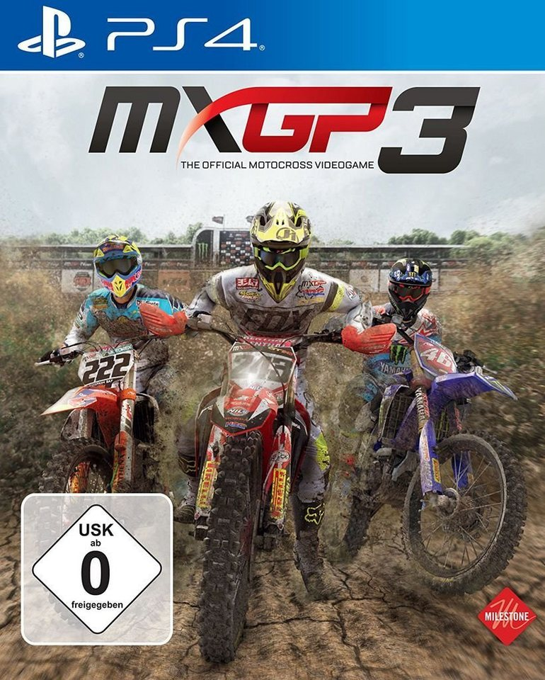 milestone playstation 4 spiel mxgp3 the official. Black Bedroom Furniture Sets. Home Design Ideas