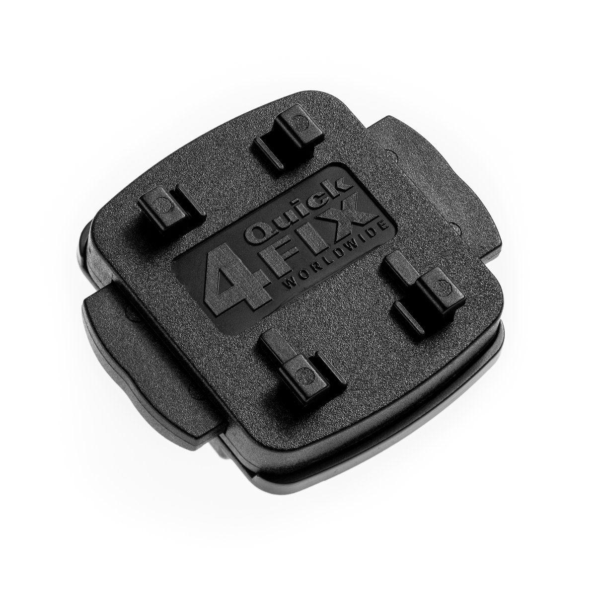 TAHUNA Halter »Kabelbinder Fahrradhalterung 90°«