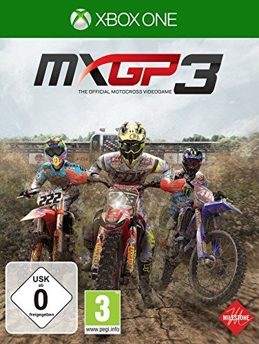 Milestone XBOX One - Spiel »MXGP3 - The Official Motocross Videogame«