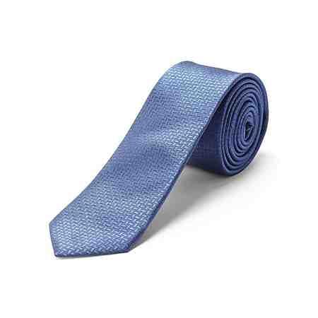 Ob zum Business- Outfit oder unkonventionell für den Freizeitlook, Krawatten sind ein modisches Must- Have.