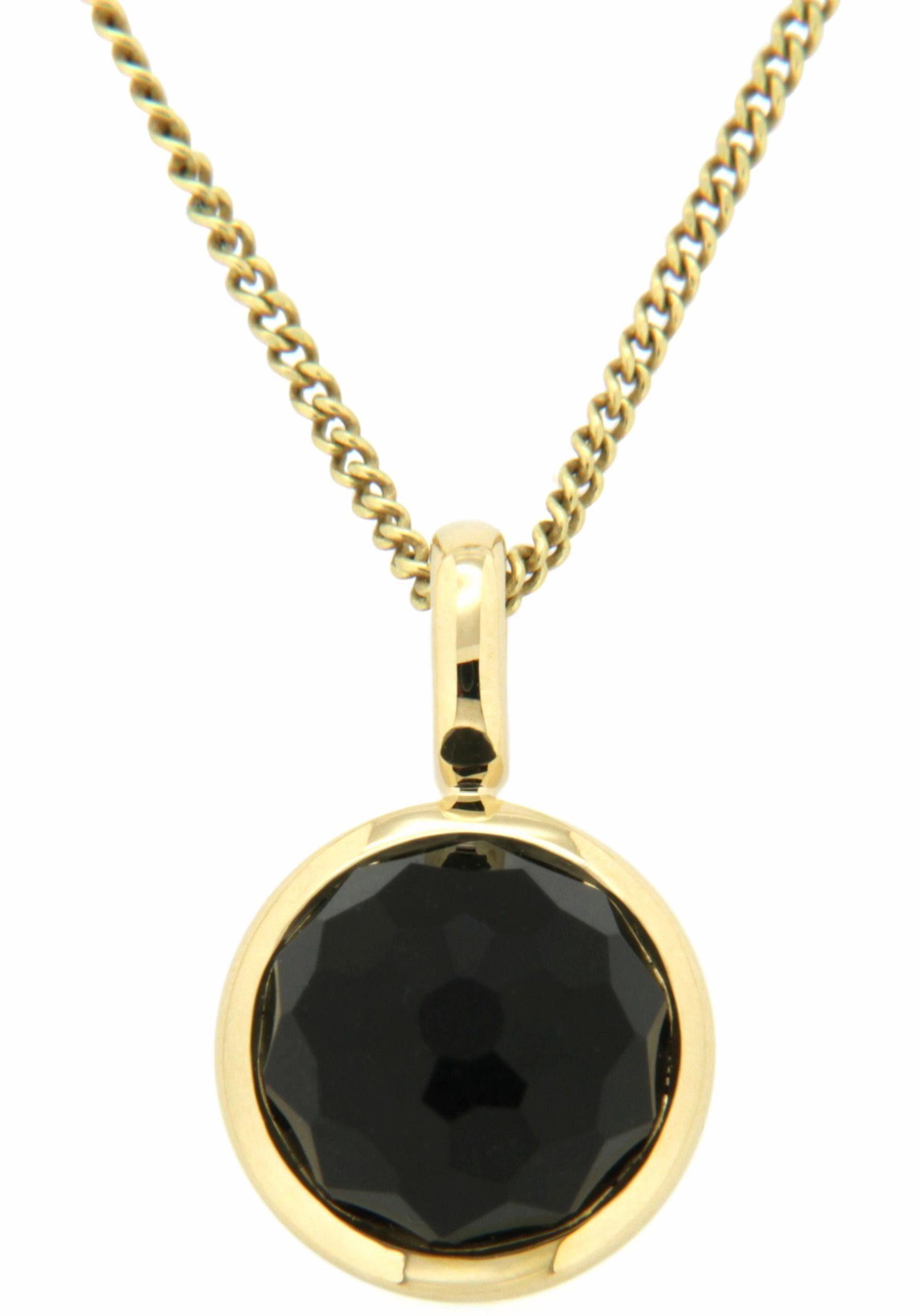 Vivance jewels Kettenanhänger mit Onyx