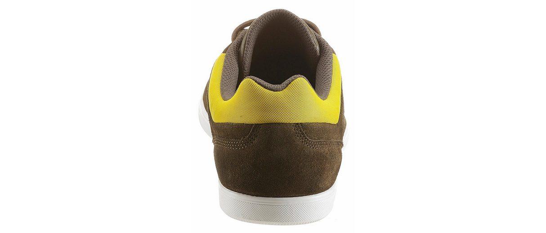 Diesel S-AARROW Sneaker, im coolem Materialmix