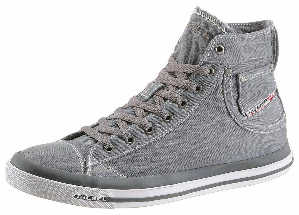 f7246c147304 Diesel »Exposure I« Sneaker mit coolem Logo-Flag   OTTO