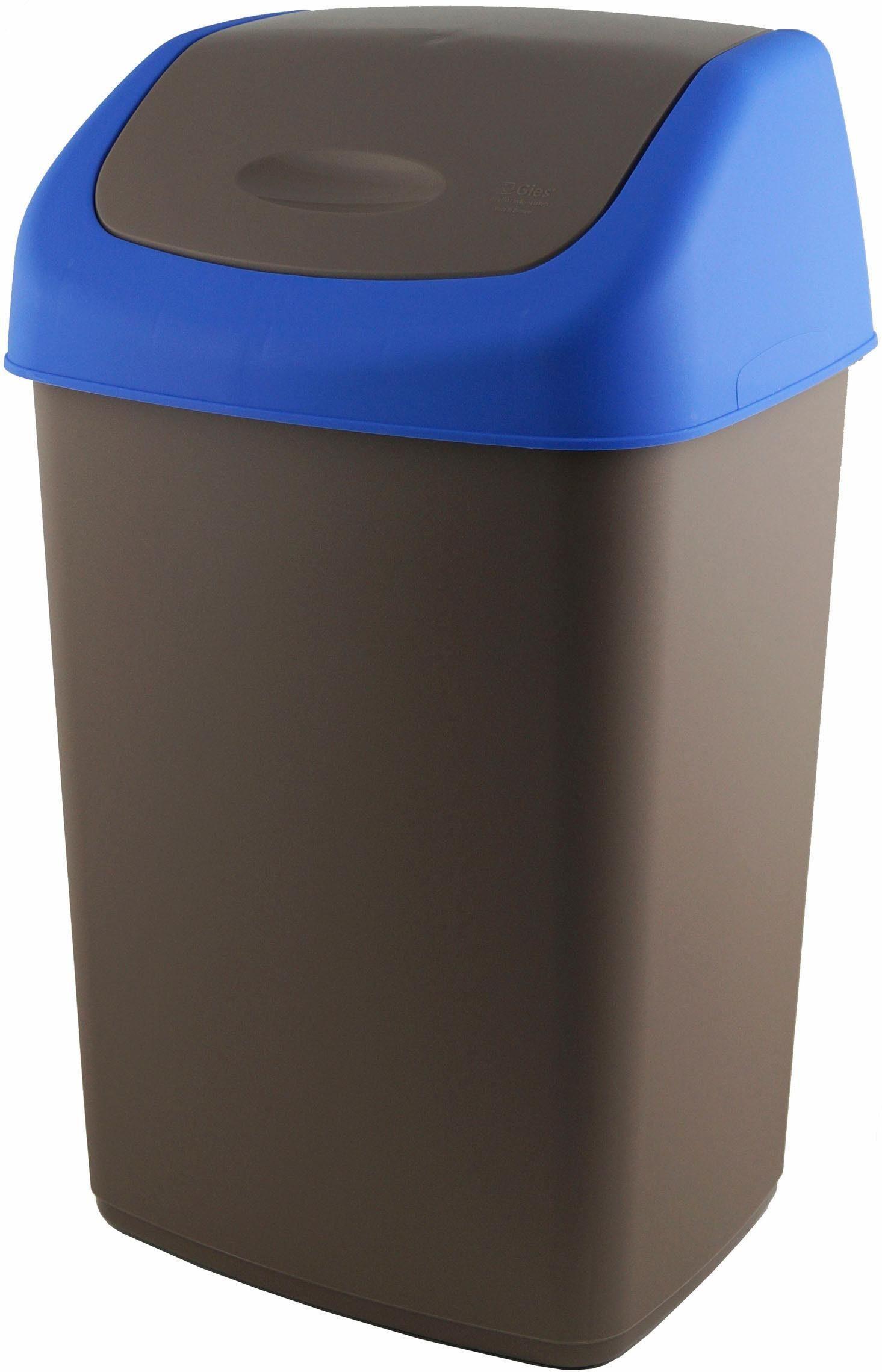 GIES Abfallbehälter, 24 Liter, »PUSH«