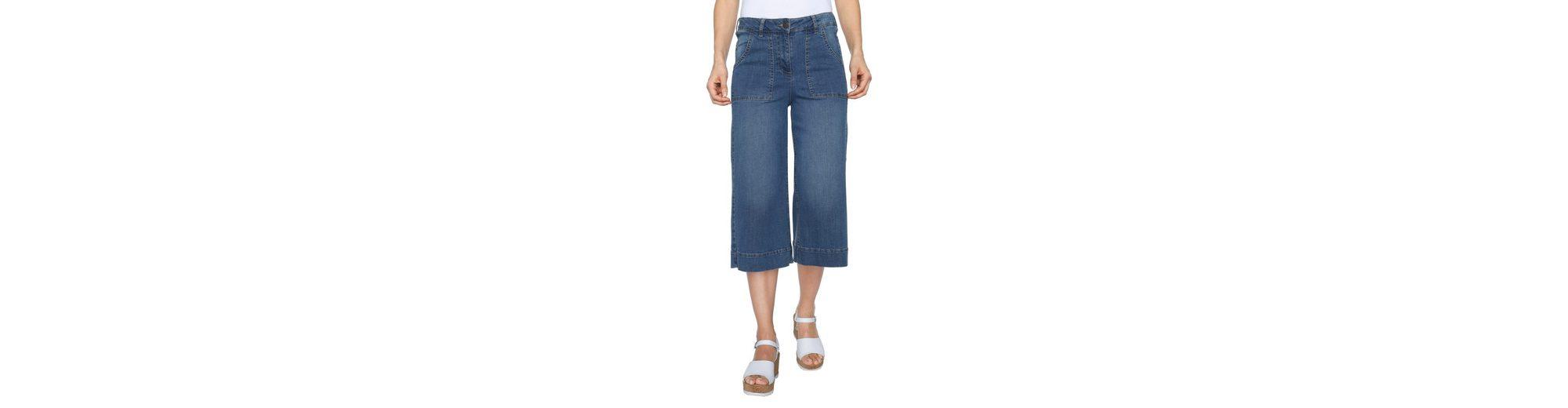 Rabatt Schnelle Lieferung Laura Kent Hosenrock aus Jeansqualität Günstig Kauft Besten Platz Neuer Stil QebQhhr