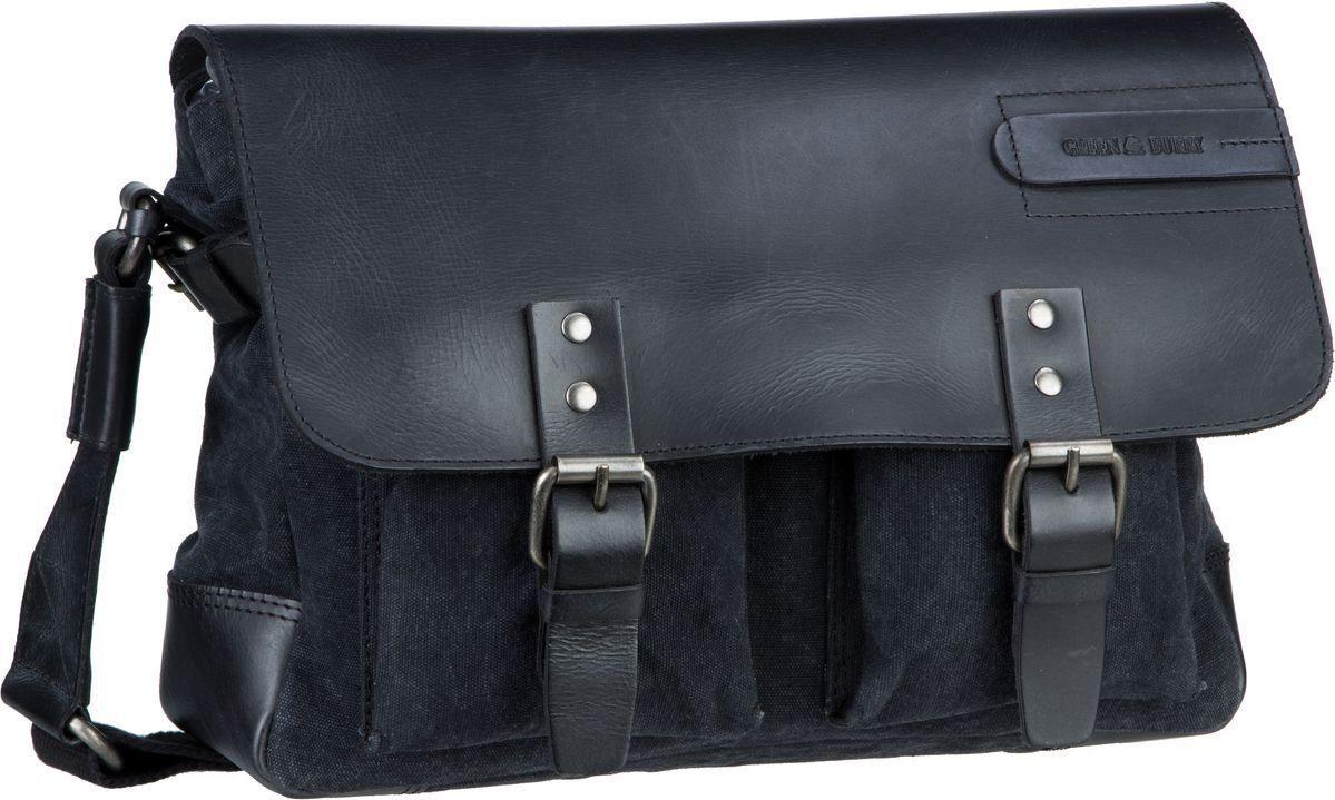 Greenburry Notebooktasche / Tablet »Black Sails 1177 Messenger Bag«