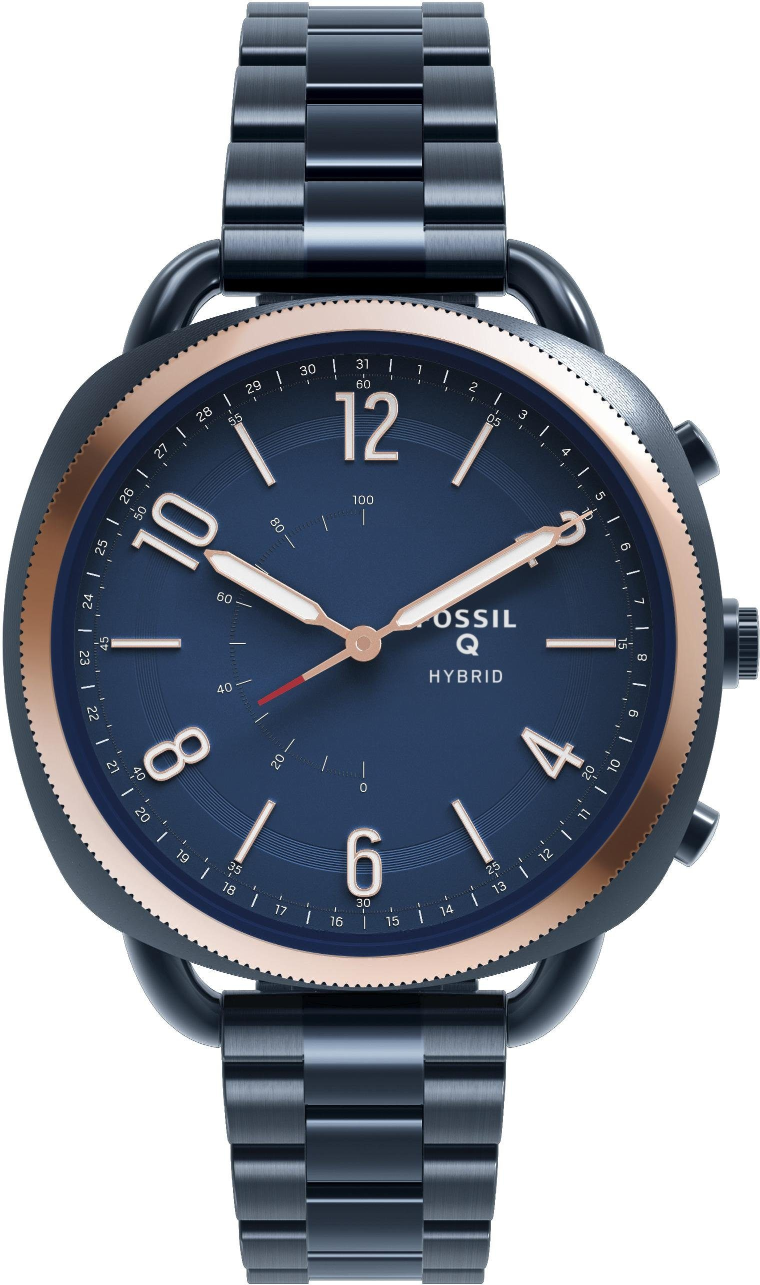 FOSSIL Q Q ACCOMPLICE, FTW1203 Smartwatch (Android Wear)