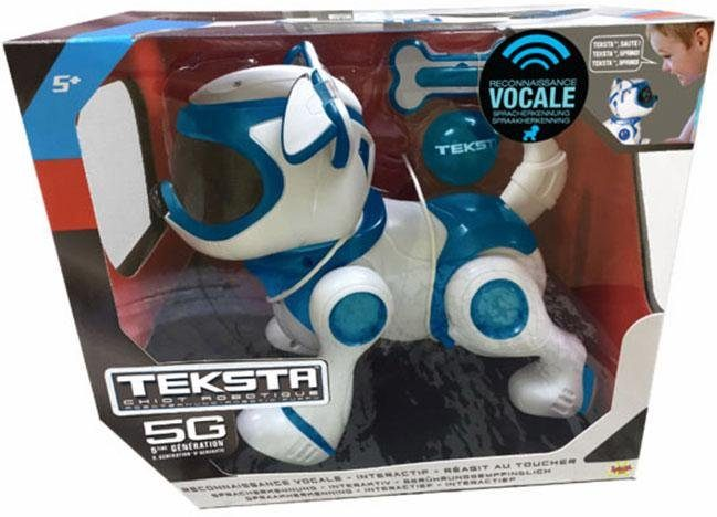 Splash Toys Elektrospielzeug, »Roboter Hund Teksta 5G«