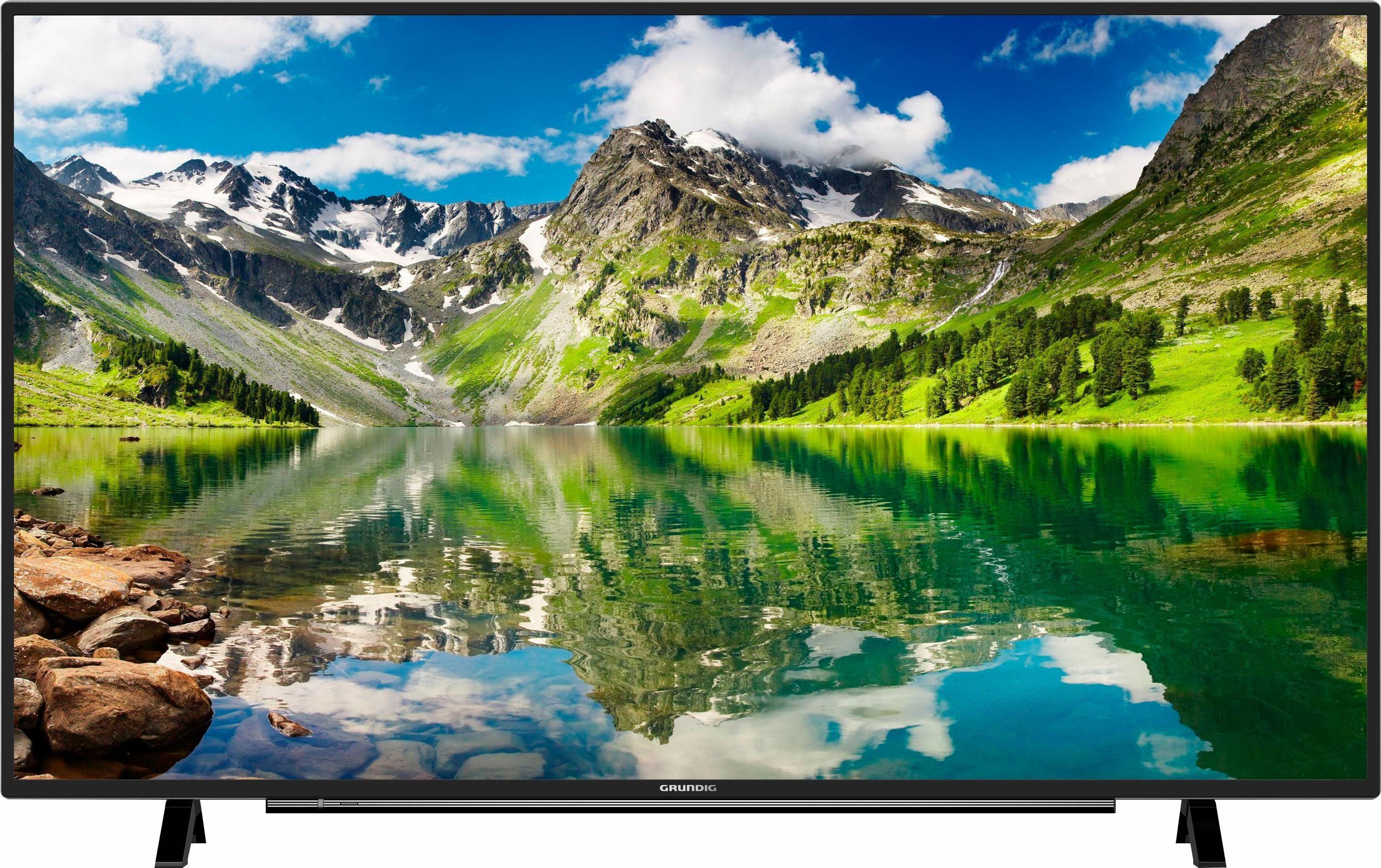 Grundig 55 VLX 7000 BP LED Fernseher (139 cm/55 Zoll, UHD/4k, Smart-TV) inkl. 36 Monate Garantie
