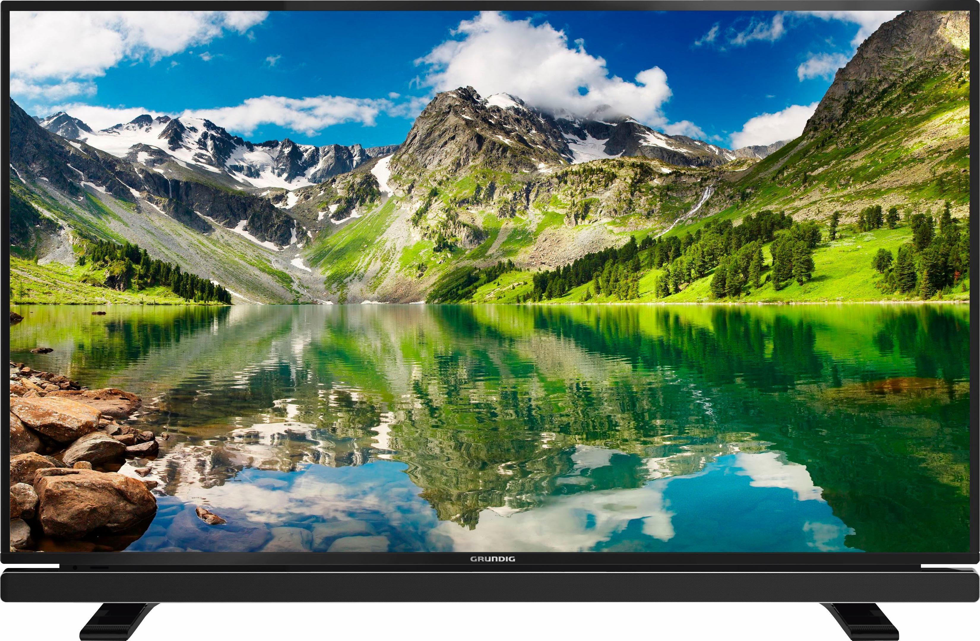 Grundig 32 VLE 500 BG LED Fernseher (80 cm/32 Zoll, HD)