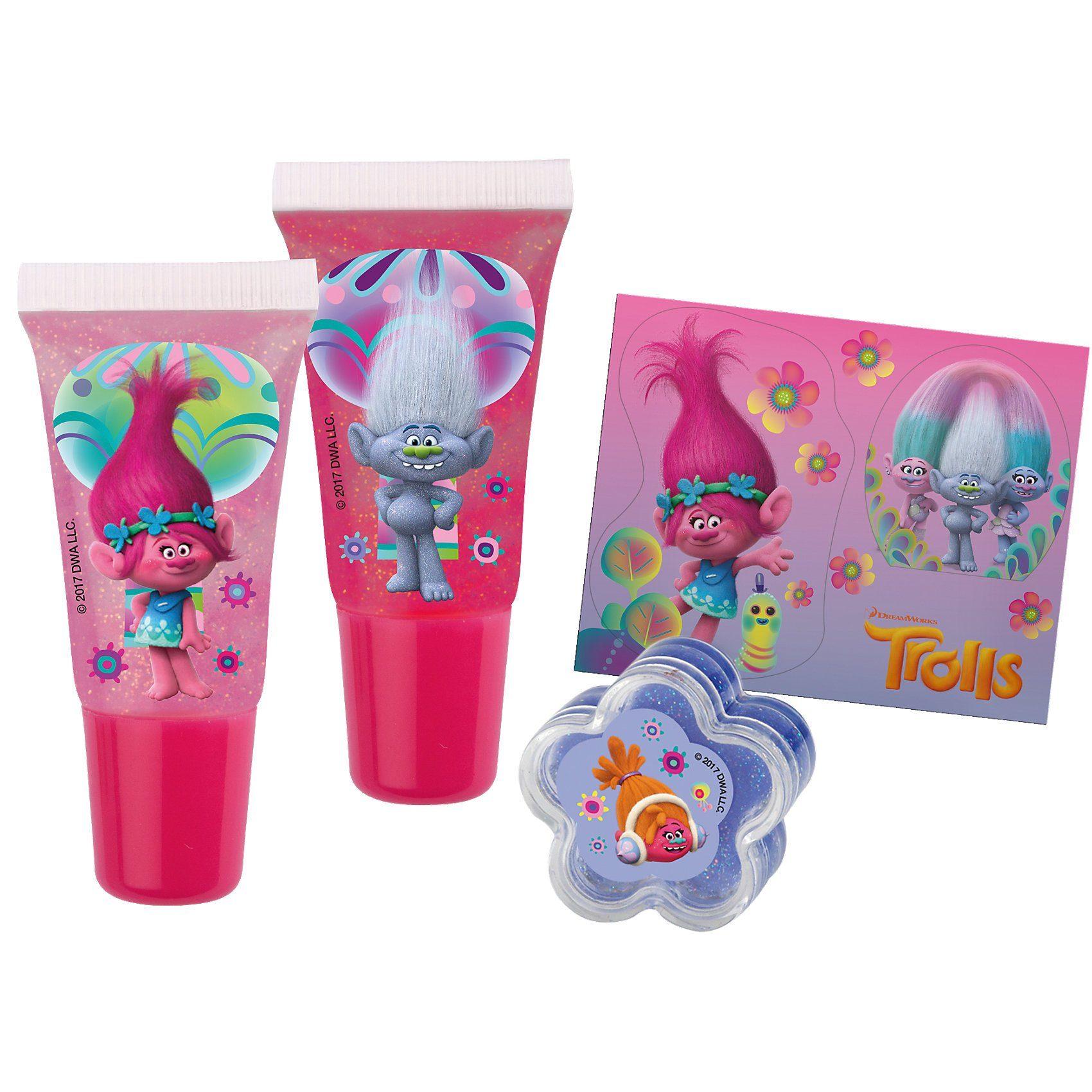 Poppys Glitter Glossy Set